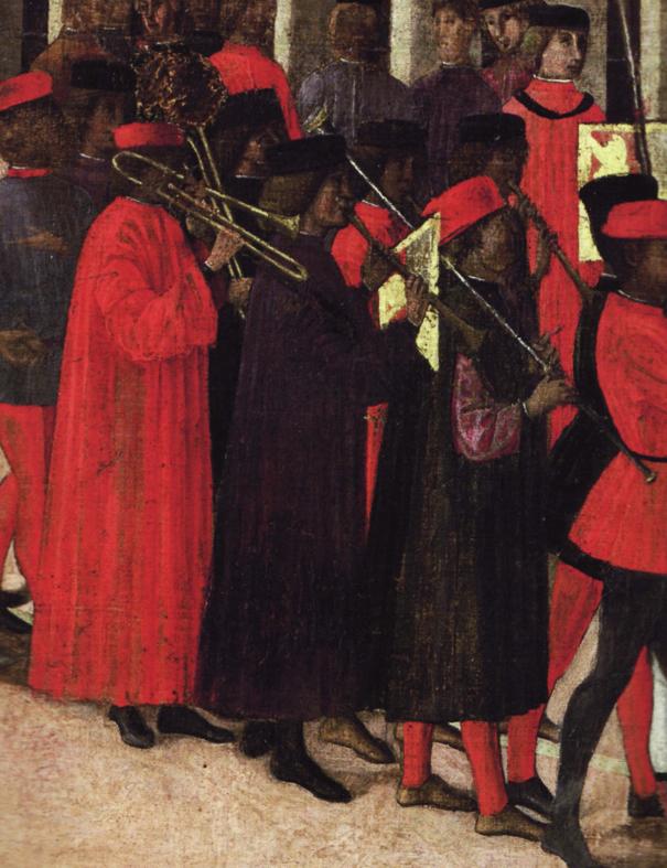 the trombone history