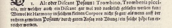 Original document: Praetorius, Syntagma Musicum II, p. 31