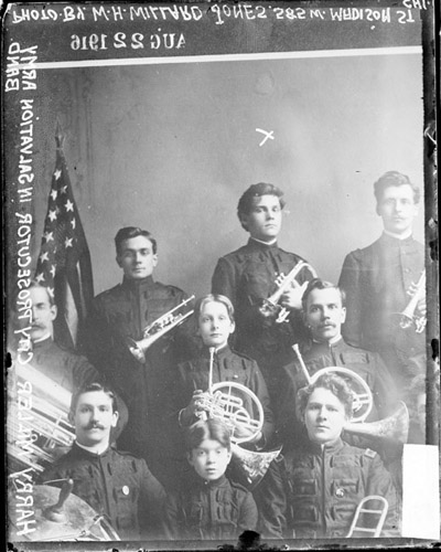Chicago Sal Army c1916