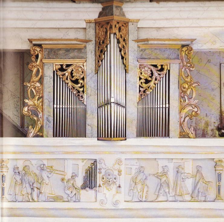 Weikersheim organ