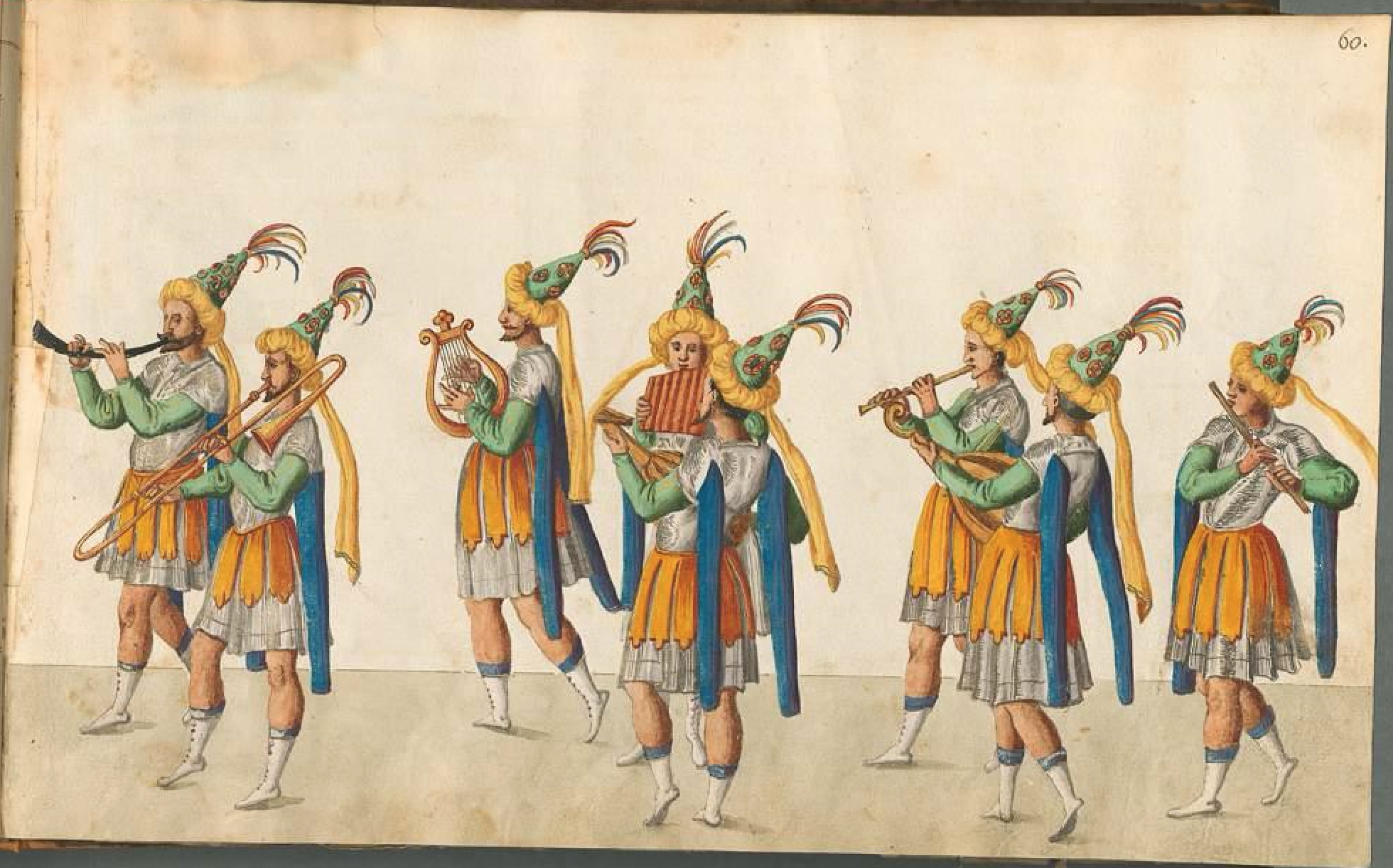 Beschreibung procession