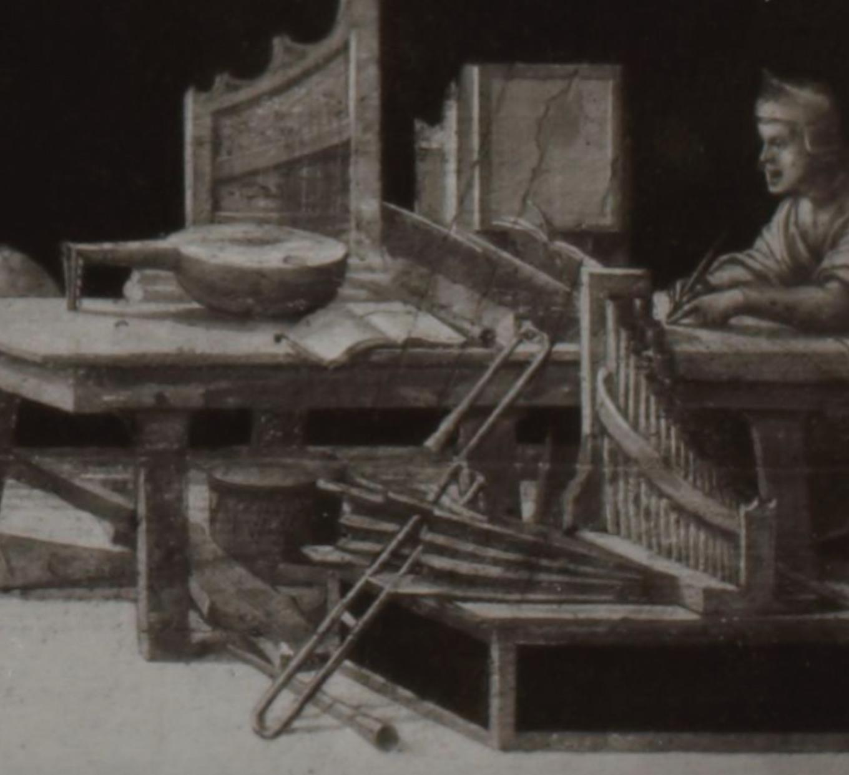carravaggio detail