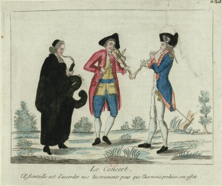 le concert 1789