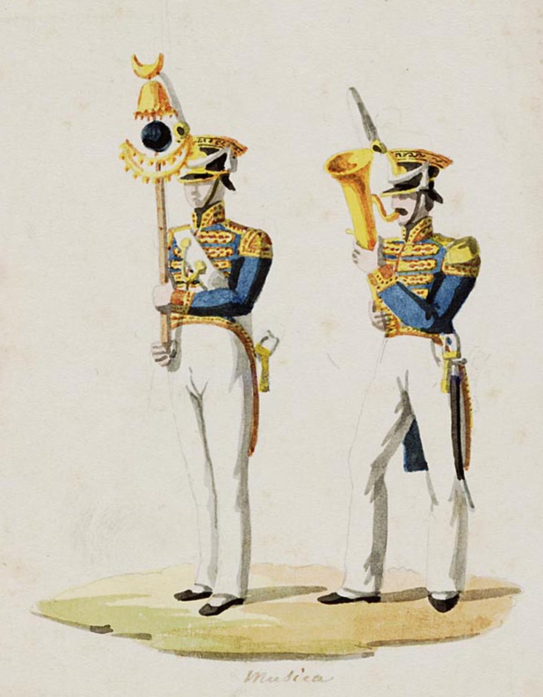 musicanti austriaci