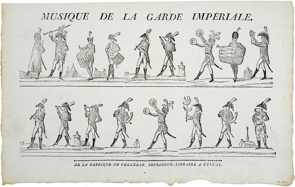 musique de la garde imperiale