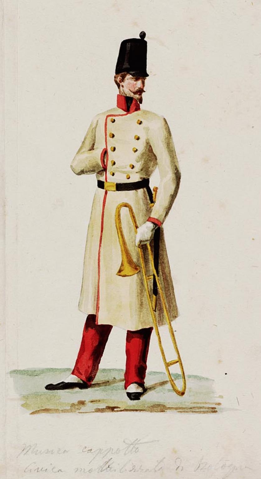bologna 1849