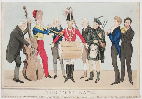 tory band