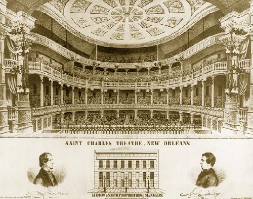 st charles theatre