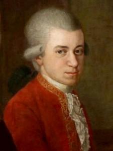 W. A. Mozart