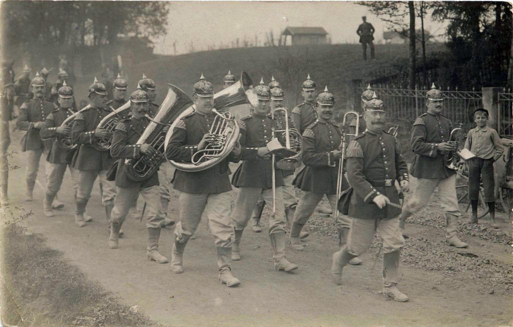 Thuringian military band edit