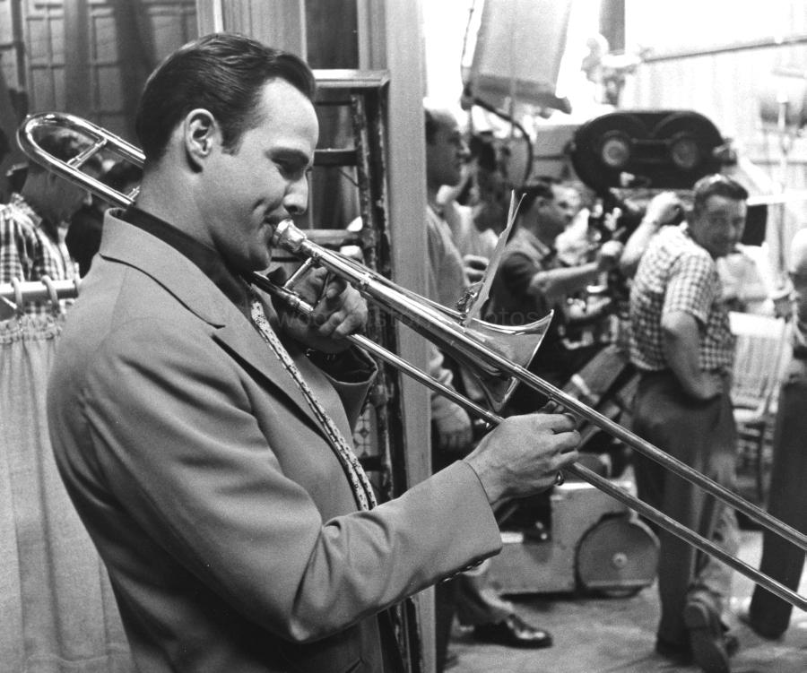marlon brando trombone