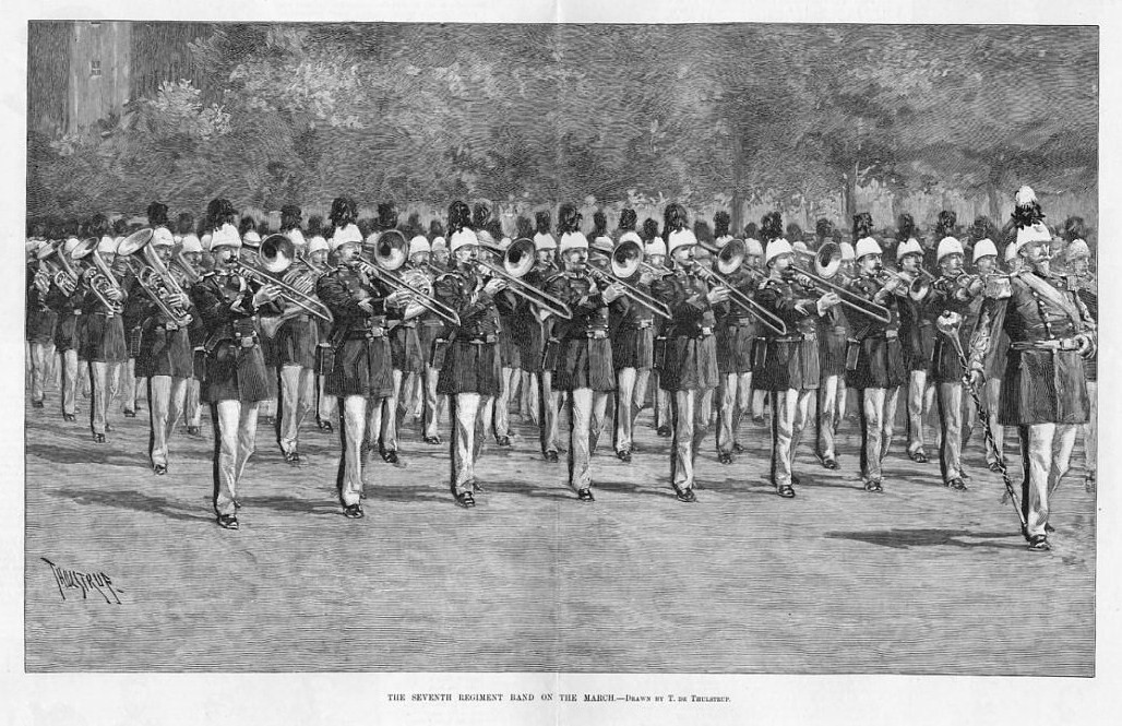 seventh regiment